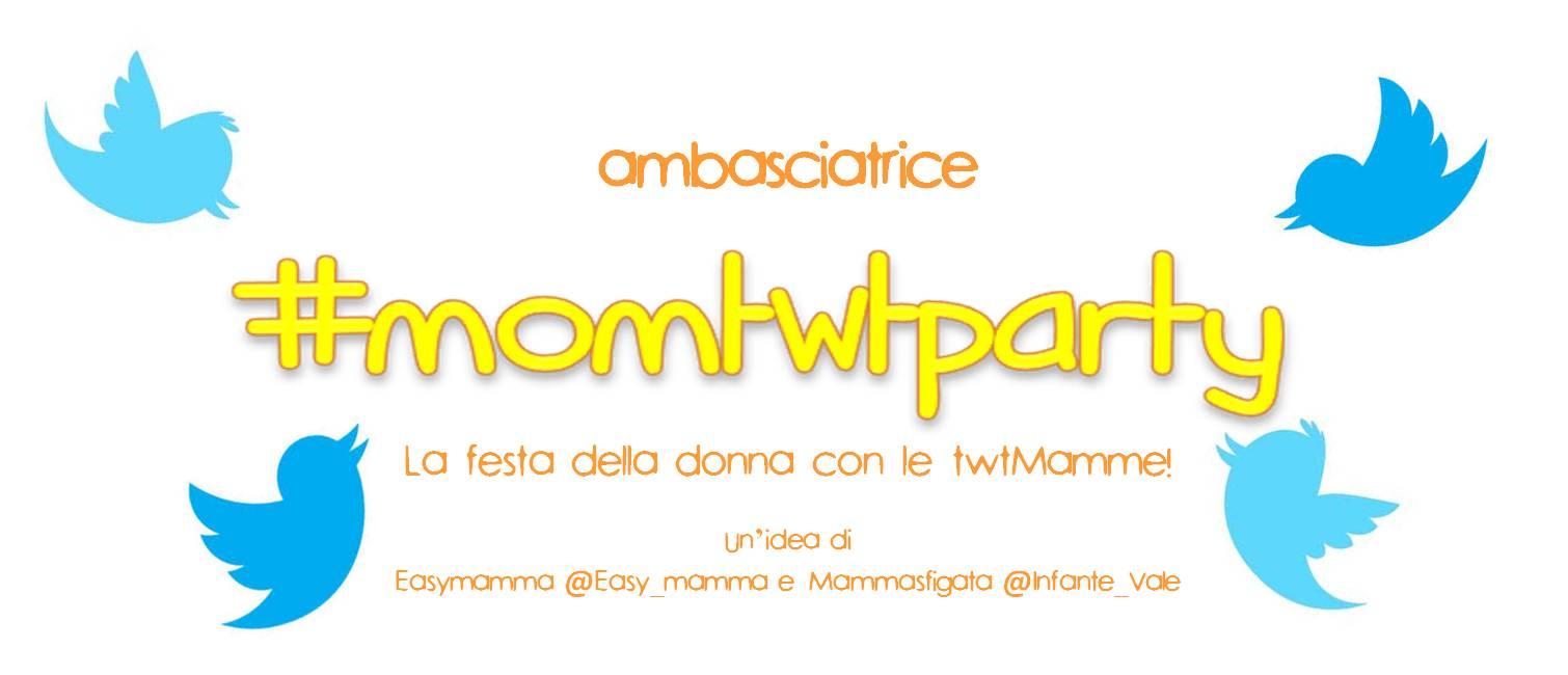 #MOMTWTPARTY: la festa della donna (mamma) è social!