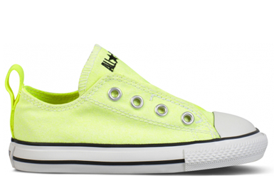 converse all star senza stringhe