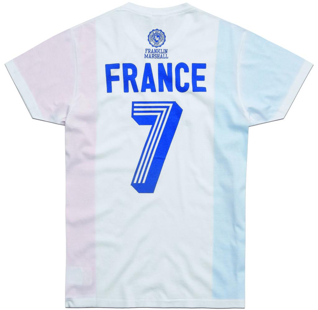 FRANCE  back