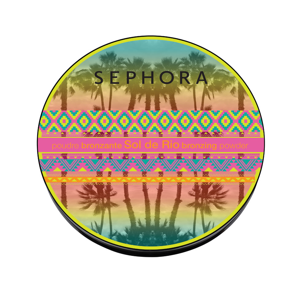 Sephora - Diva Carioca - Sol De Rio - Poudre Bronzante LD