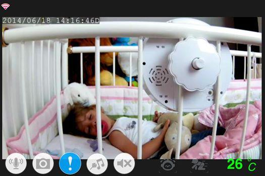 La baby-sitter perfetta? E' piccola, rotonda e hi-tech!