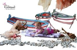 Baby Crowned: mini costumi fatti per amore