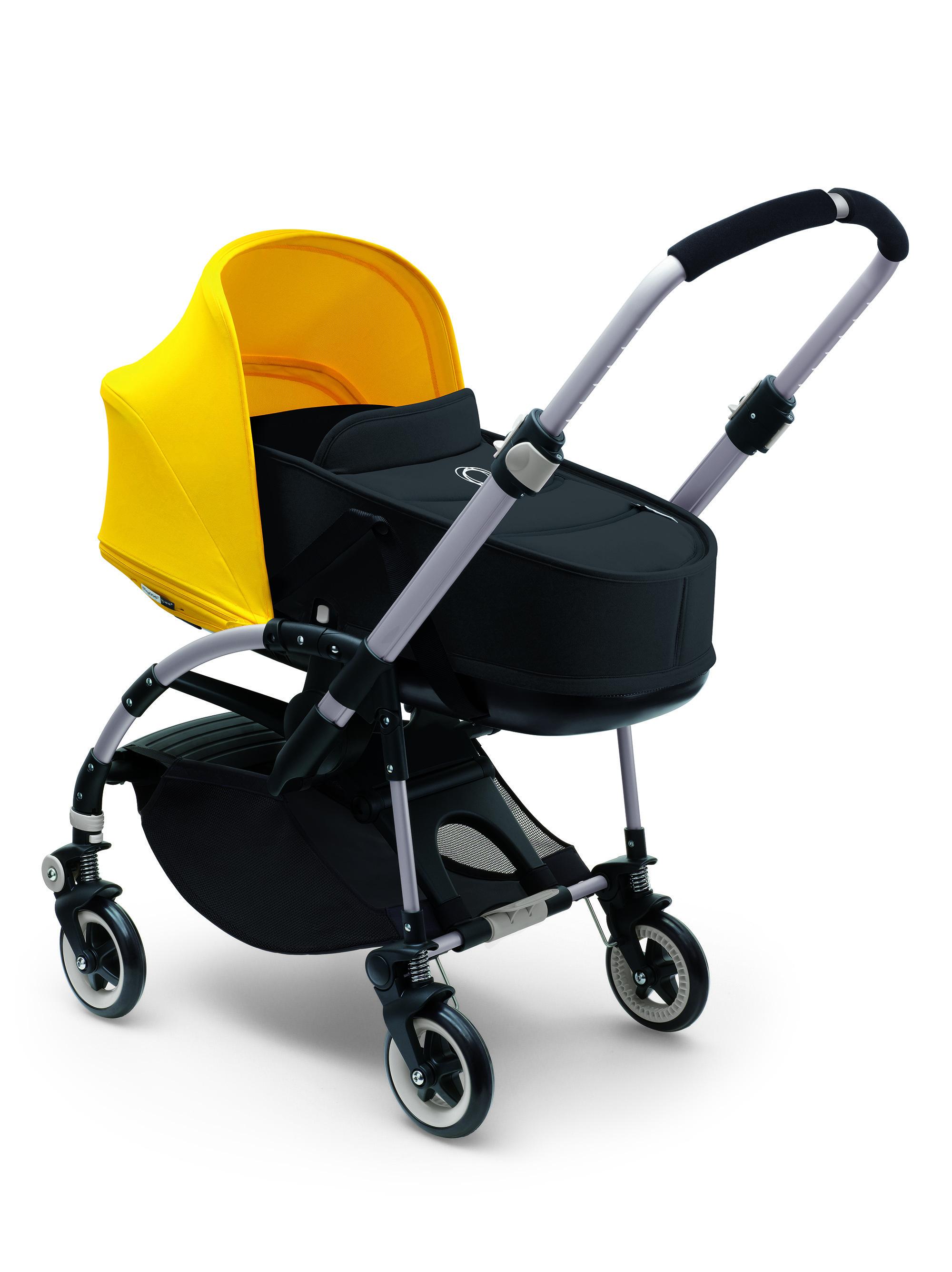 Mommy news! Bugaboo Bee³: primo passeggino di terza generazione