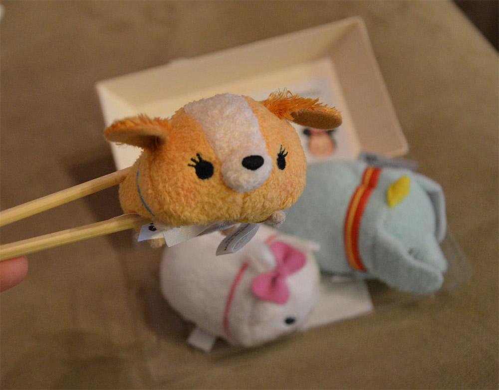 Tsum-Tsum: arrivati i nostri nuovi amici Disney!