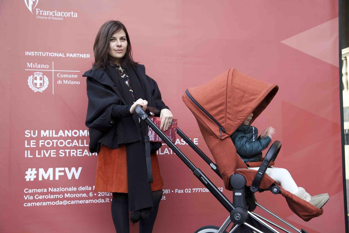 Cybex PRIAM: il passeggino a prova di mamma fashion!
