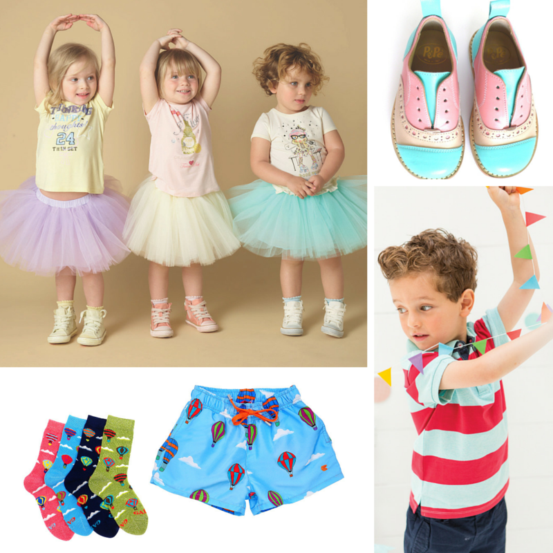 mix spring summer 2016 kids