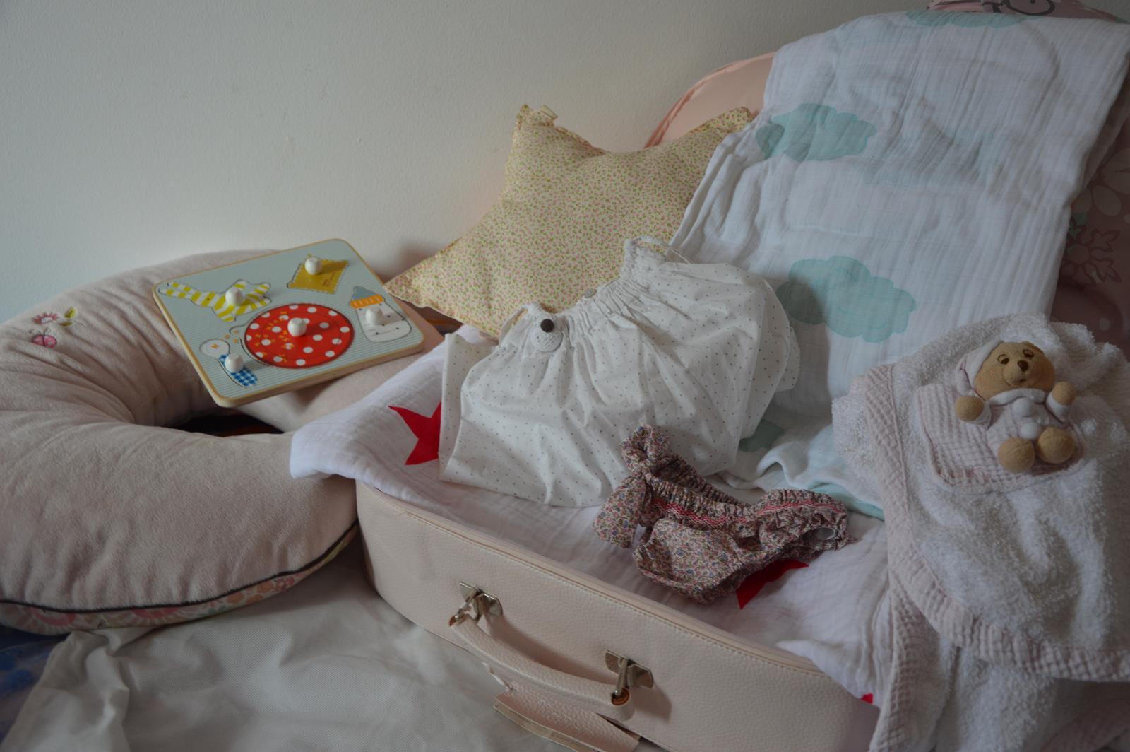 La valigia per il mare con Isi Baby