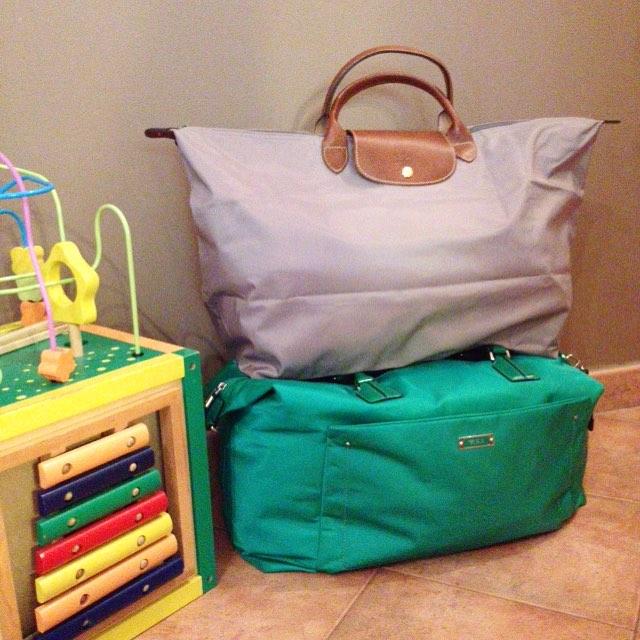 Gravidanza: la borsa per l'ospedale