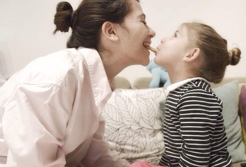 Mamma | la giornata tipo a ritmo di Plasmon