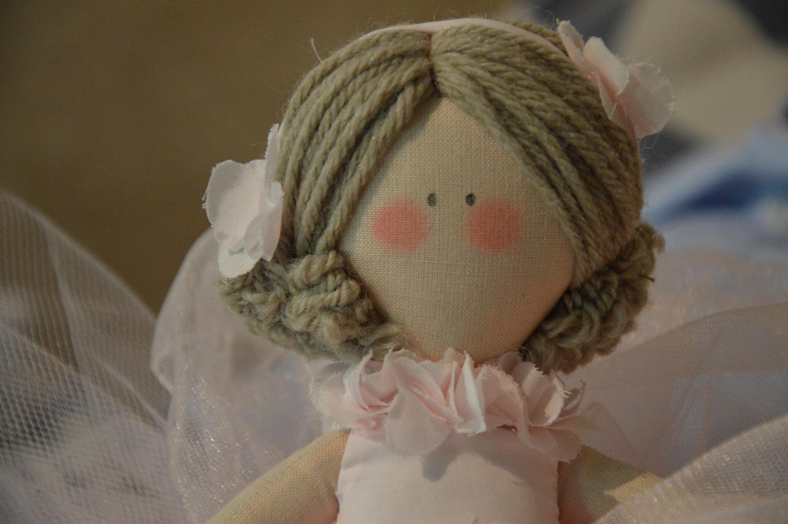 Bamboline fatte col cuore