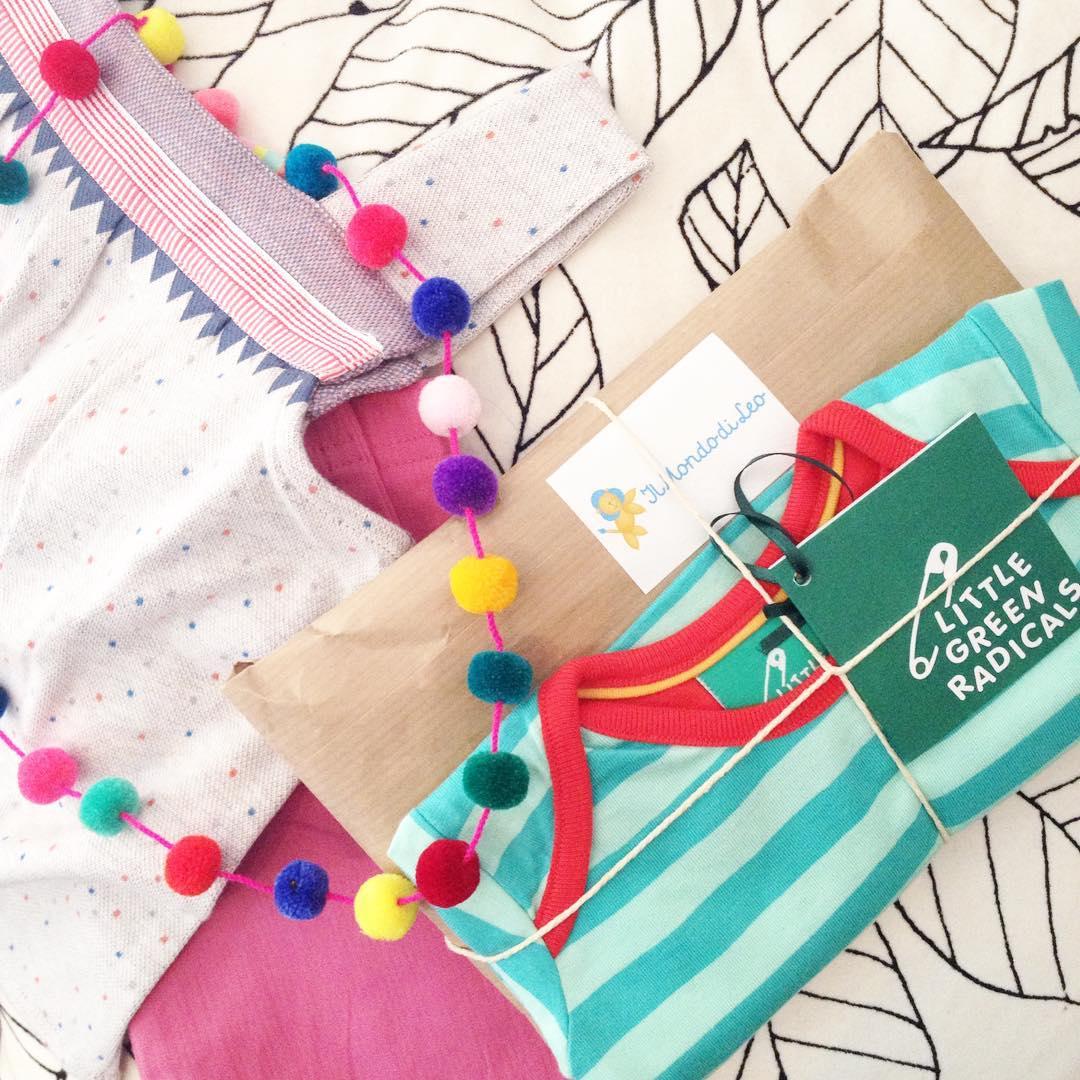 Shopping online: comprare green per i bimbi con Il Mondo di Leo