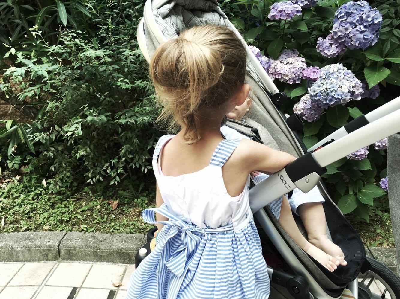 Cerimonia estiva: come vestire i bambini