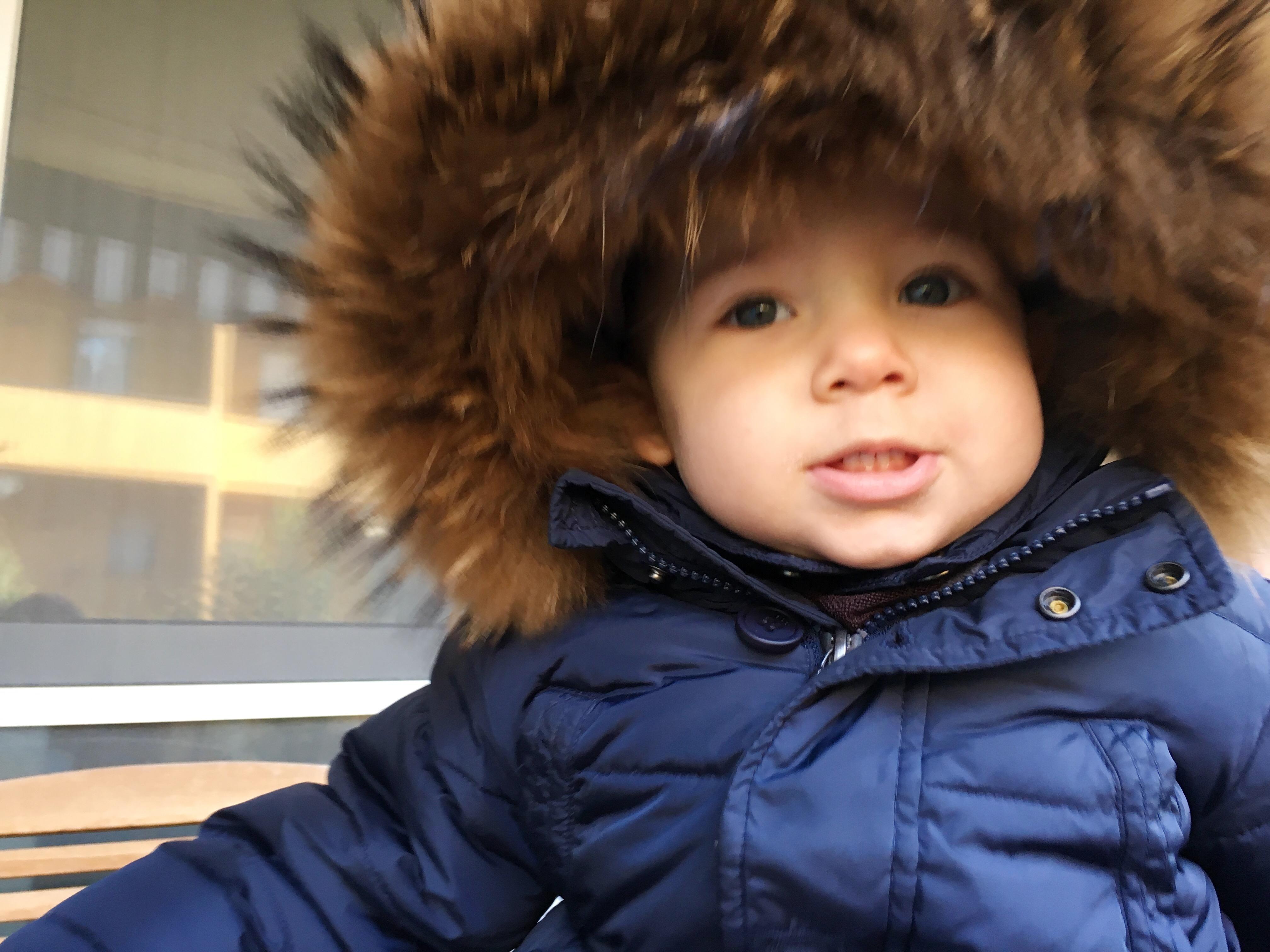 Moda inverno bimbo: amare il freddo con add