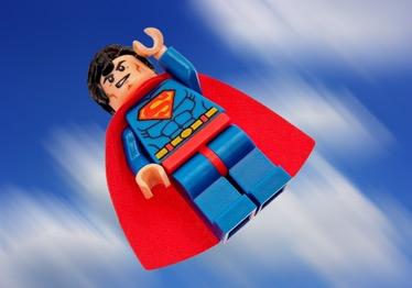 12 gennaio: Superheroes
