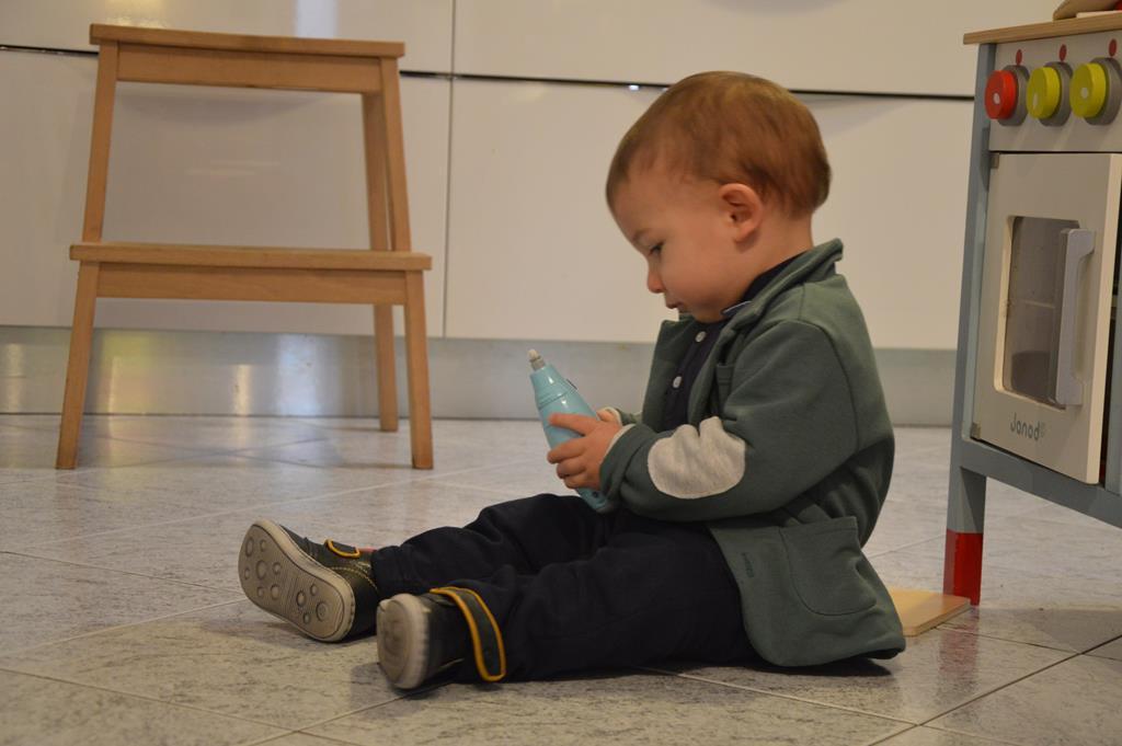I bambini crescono troppo in fretta… e altre banalità