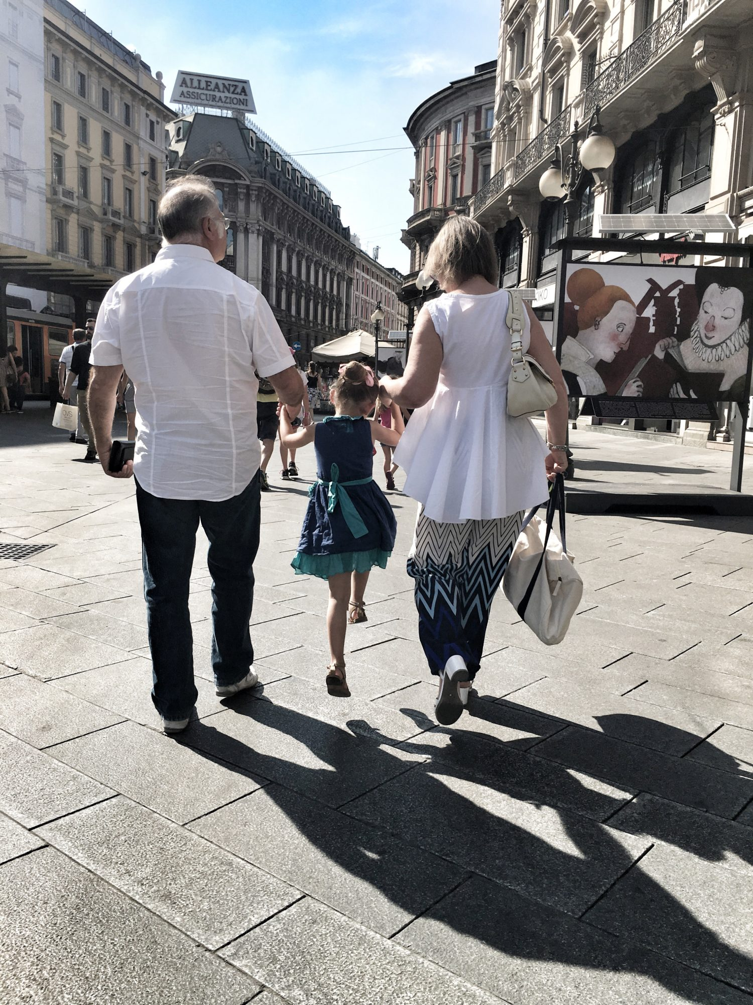 I nonni, visti da Sophia