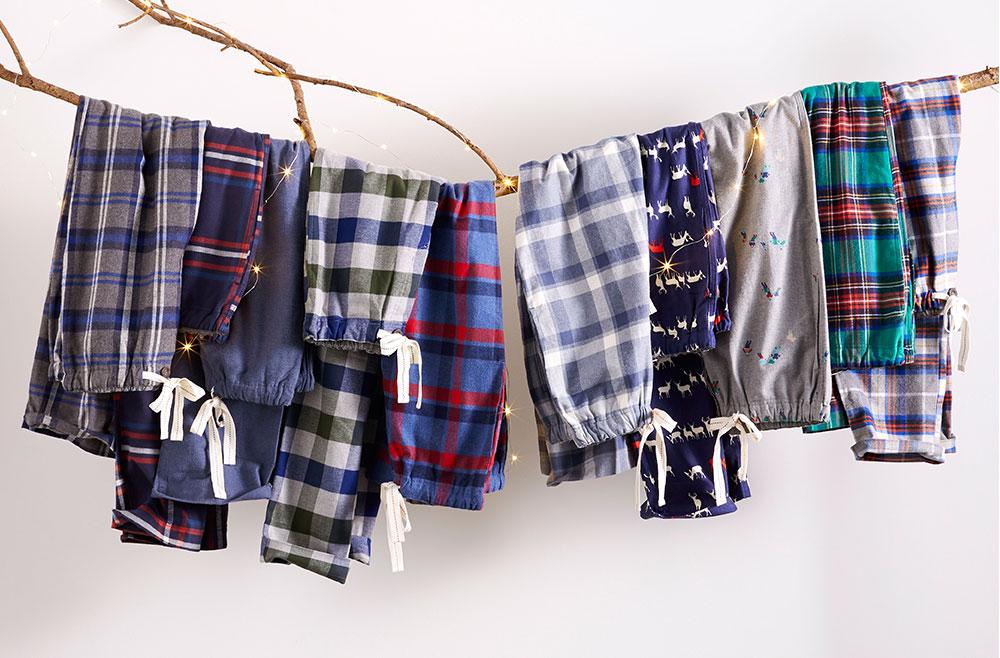 Xmas count-down: pigiami natalizi per tutta la famiglia