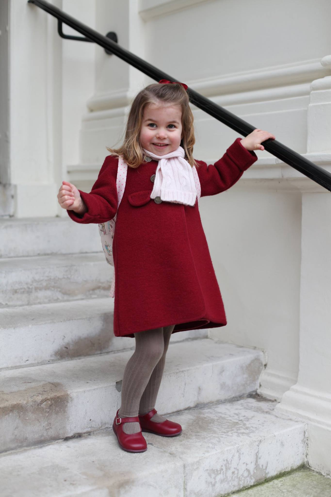La mania di mamma Kate Middleton per le scarpe low cost (for kids of course!)