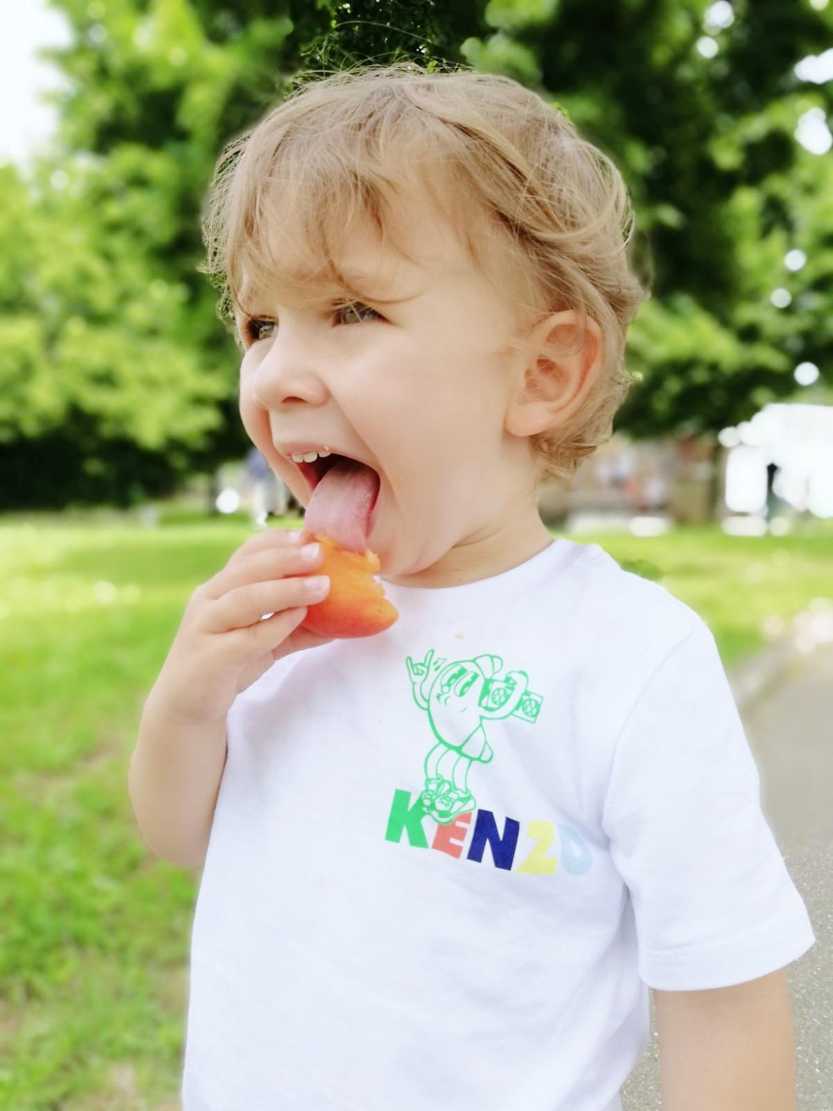 kenzo kids maglietta