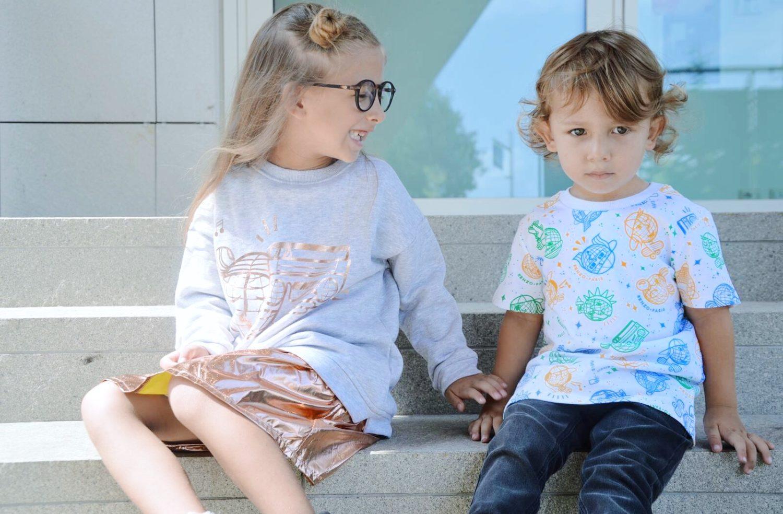 Quasi a scuola: il nostro back to school con Kenzo Kids