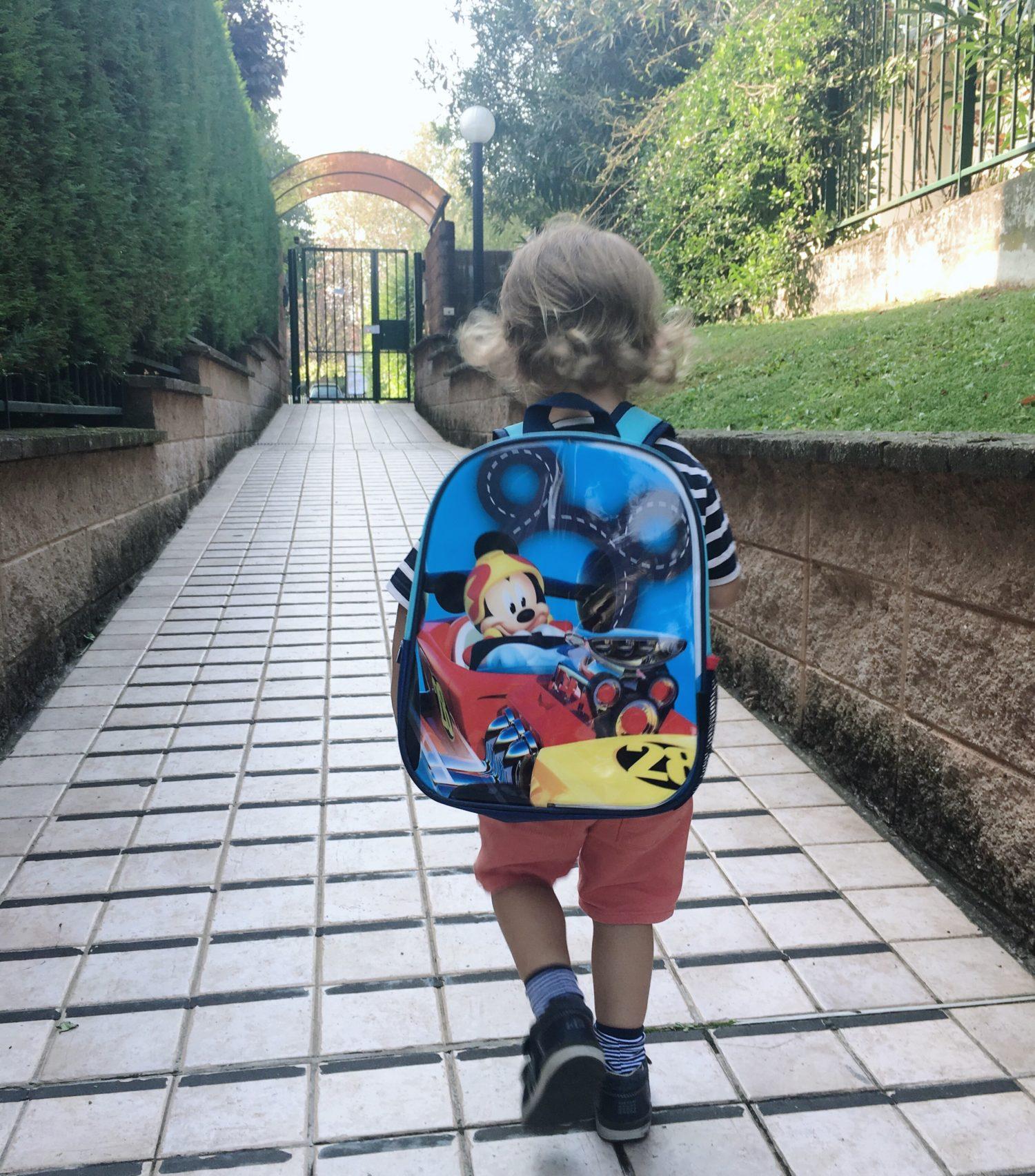 Inserimento alla scuola materna: cosa serve sapere
