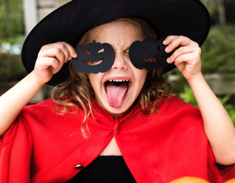 Come vestire i bambini per Halloween