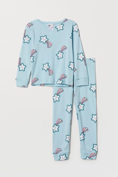 un'altra possibilità prestazione affidabile metà fuori pigiami-bambino-bambina-cotone-ciniglia-personaggi-autunno