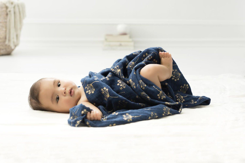 Telo di mussola prima dell'arrivo di bebè