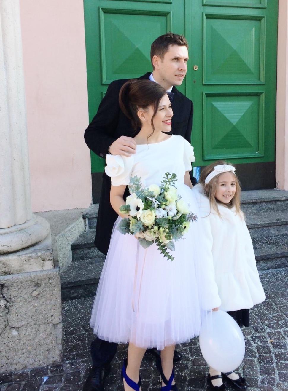 matrimonio inverno bouquet