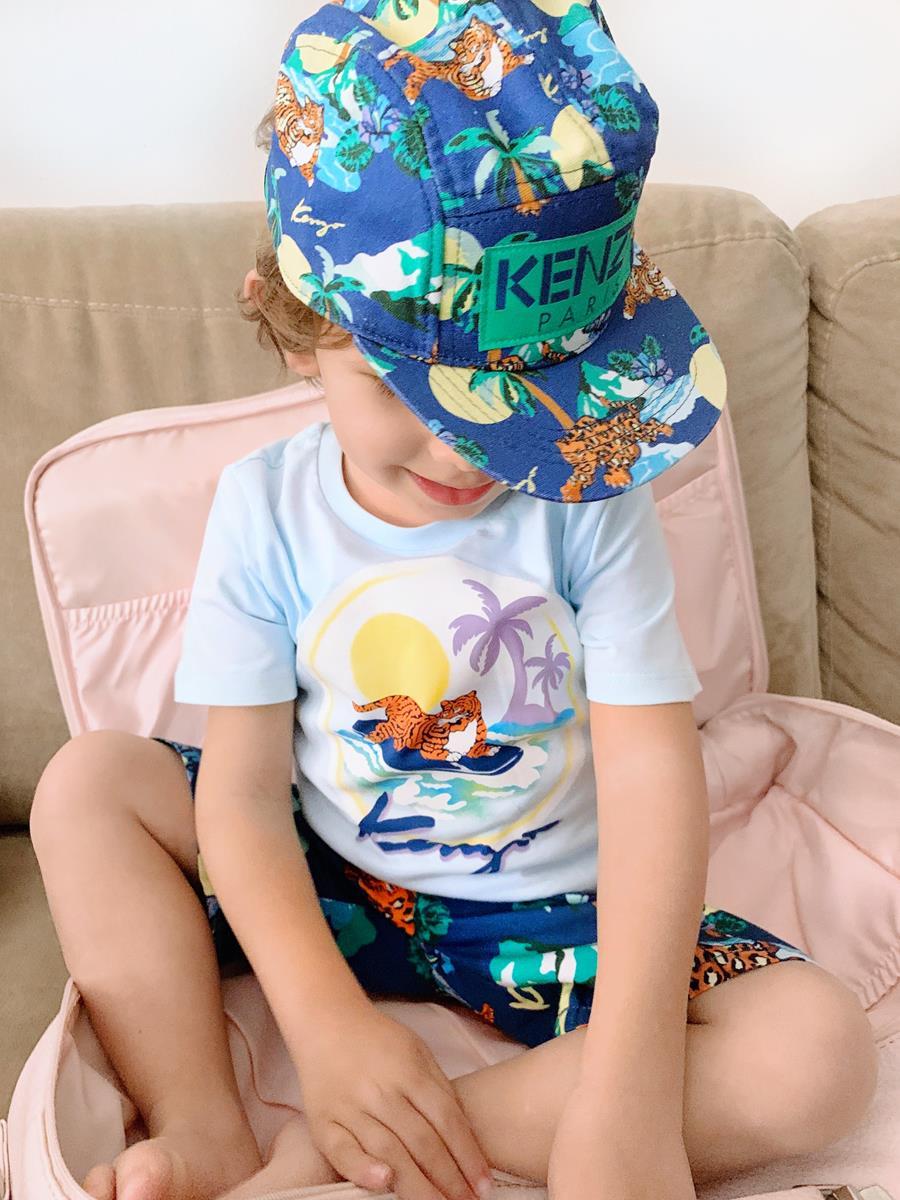 cappellino bimbo kenzo kids