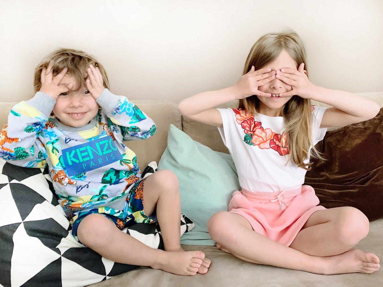 Vestiti per bambini per accompagnare sogni lontani!