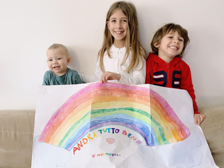 7 attività da fare con i bambini a casa