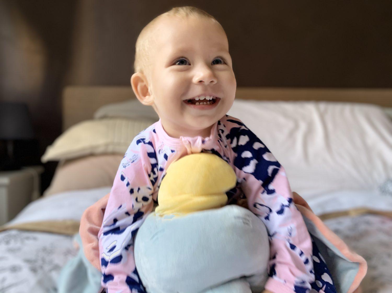 Tutina neonato in cotone per bambine ribelli